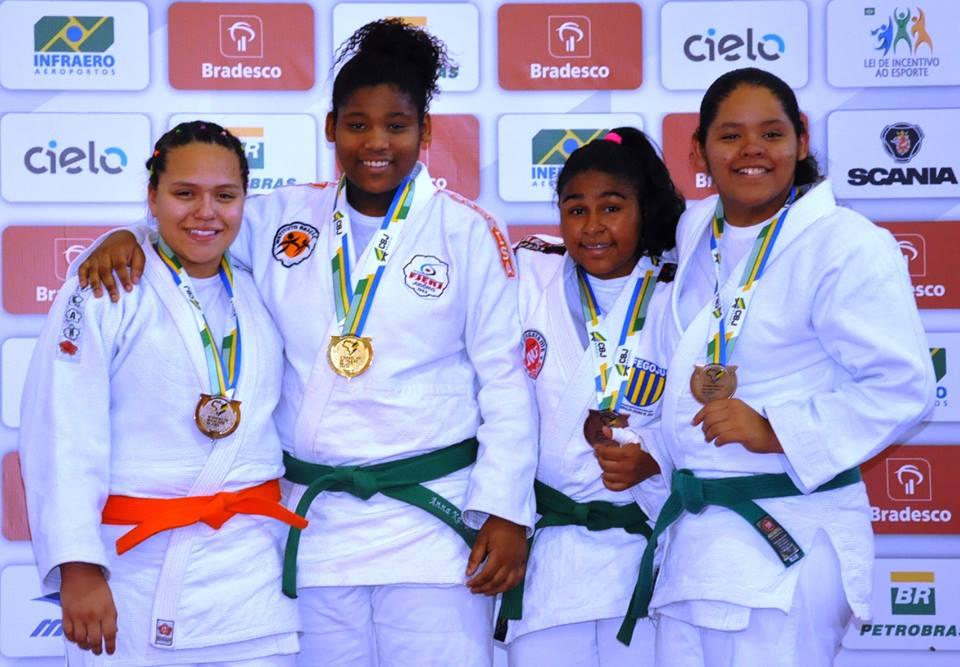 e649f7b73 Na Classificação Geral o Estado de São Paulo conquistou com 5 Medalhas de  Ouro e 5 Medalhas de Bronze